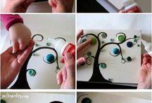 DIY Kids art & projects