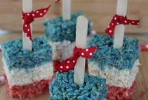 4th of July Recipes / by The Blog Helper