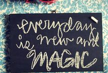 charm & magic (and chocolate)