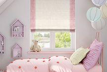 window coverings baby room