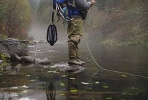 Fly Fishing Moments / fly fishing photos, fishing spots, fishing art, fly fishing scenery,
