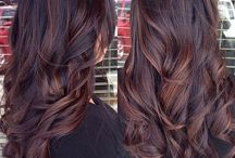 Fall Winter Hair Color
