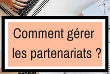 Partenariats Blog