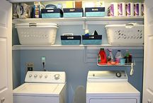 Laundry Room / by Stephanie Gonter