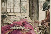 Art Illustrations (Helen Beatrix Potter)
