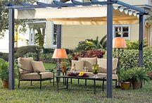 Backyard ideas / by Jenny Bingham