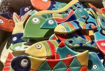 peces deceramica
