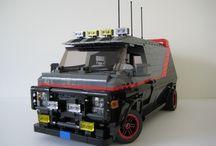 Lego projecten