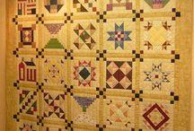 Strip Pieced Quilts