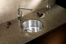 Exquisite Kitchen & Bar Sinks / Check out some of our favourite sinks for your kitchen!