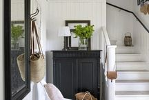entryway / by Gill Barry