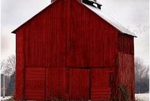BARNS / by Karen Ouzts
