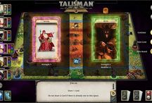 Talisman Nether Realm Expansion / Pictures, information and content about the Nether Realm Expansion for the Talisman board game.