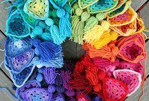 Textiles / by Mary Frydenberg