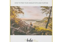 Katie's - Find Your Path & Purpose