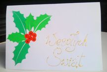 Christmas / Handmade card