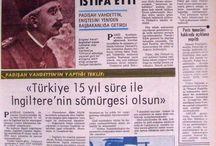 tarihi gazeteler
