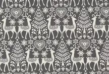 Holiday Prints / Feeling Festive? Take a look at our great selection of holiday prints with more to choose from at hartsfabric.com