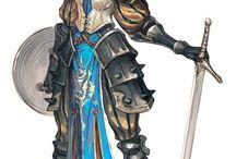 Steel Armor concept arts