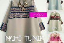 Batik & Tenun Clothing