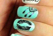 Look At My Nails! / by Perfectly Flawed Mama