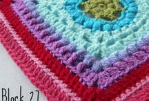 "Block a Week CAL 2014 / ""Look at What I Made"" Blog Crochet Along http://www.lookatwhatimade.net/crafts/yarn/crochet/block-a-week-cal-2014/"
