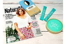 PRESS / Magazines Vida Glow Marine Collagen Features in
