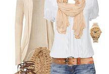 spring/summer clothing