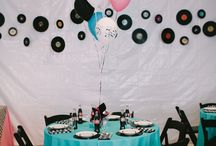 Grease/50's party ideas