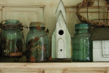 Country / Prim Decor / by Laurie Martin