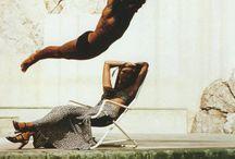 .Helmut Newton.