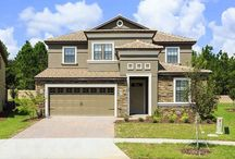 Champions Gate Properties / These properties are an assortment of homes in the luxurious Retreat at Championsgate!
