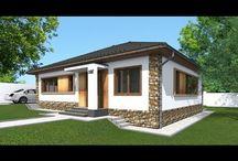 Proiectare case Oradea-Bihor. Arhitect Alex Cefan