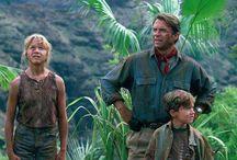 Jurrasic Park / Jurrasic Park, Lost world, 3, Jurassic world