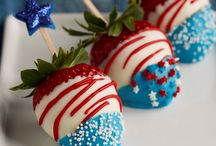Red, White, & Beautiful / Get ready for the 4th of July!