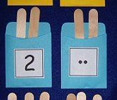 Number & Math activities / by Stephanie Smith