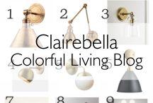 Clairebella Colorful Living Blog