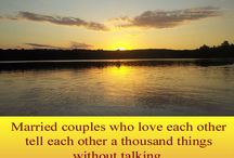 Weddings / Marriage is the joining of two souls who adore one another. Celebrate the beauty of a joyous marriage!