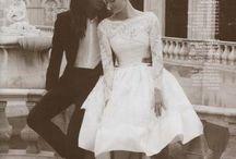 Retro Wedding / Cool photos of retro weddings and other retro or vintage type wedding ideas
