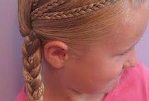 kids hairstyles - girls