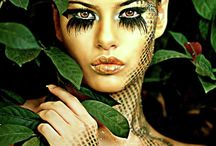 artistically makeup