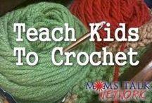 crochet / by Carol Goff