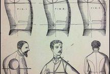 modellistica storia del costume