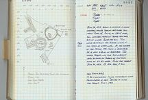 field archaeology notebooks