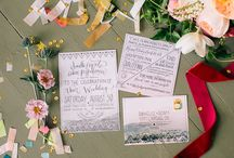 Wedding / Invitations / by Anna Maltabes