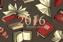 Books read in 2016 / Including Short Stories, Mangas, Re-Reads, etc.