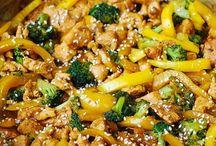 Easy healthy dinner recipes