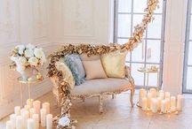 bridal wating room