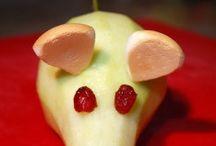 ovoce pro děti špíz