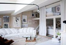 Решения для высоких потолков / Если у вас в доме, в квартире высокий потолок, и Вам не хватает место, например, где хранить ваши книги, то эта статья для вас